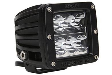 Ford Mustang Rigid Industries D2 Series LED Lights