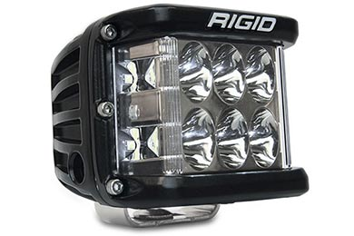 Cadillac DTS Rigid Industries D-SS Dually Side Shooter LED Lights