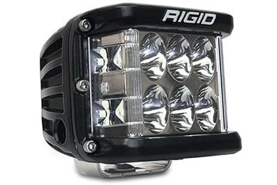 BMW X5 Rigid Industries D-SS Dually Side Shooter LED Lights