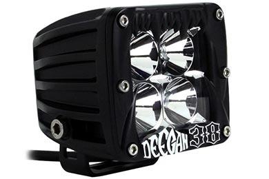 Ford F-150 Rigid Industries Deegan 38 Dually Series LED Lights