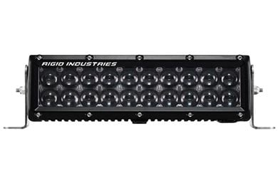 Ford Fiesta Rigid Industries E2 Series LED Light Bars