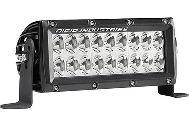 Nissan Pathfinder Rigid Industries E-Mark Certified E2 Series LED Light Bars