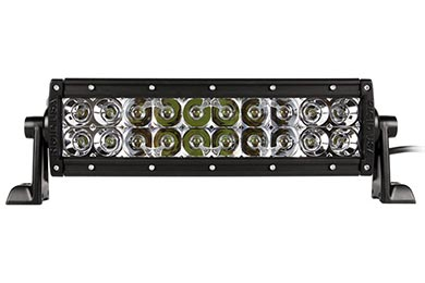 Ford Fiesta Rigid Industries E Series LED Light Bars