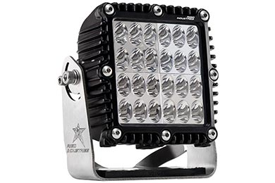 Mitsubishi Montero Rigid Industries Q2 Series LED Lights