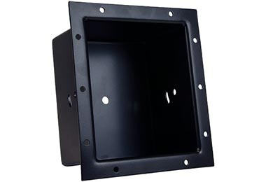 rigid industries q series flush mount buckets