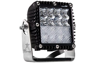 Cadillac DTS Rigid Industries Q Series LED Lights