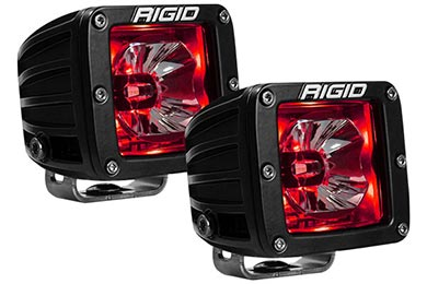 Nissan Pathfinder Rigid Industries Radiance LED Light Pod
