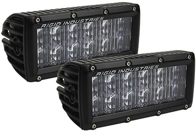 Mazda Navajo Rigid Industries SAE Certified LED Driving Lights