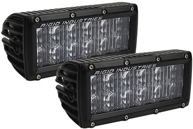 Chrysler Crossfire Rigid Industries SAE Certified LED Driving Lights
