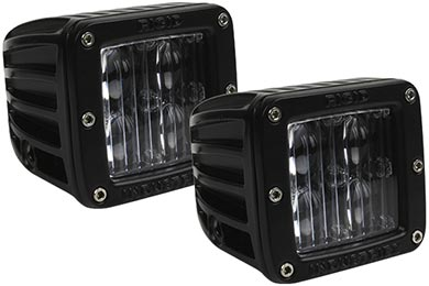Lincoln Navigator Rigid Industries SAE Certified LED Fog Lights