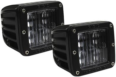 Cadillac DTS Rigid Industries SAE Certified LED Fog Lights