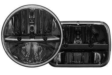 Chevy Malibu Rigid Industries Truck-Lite LED Replacement Headlights