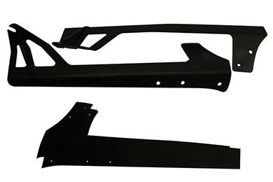 rigid industries windshield lightbar mount kits
