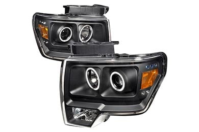 Nissan Xterra Spec-D Tuning Headlights