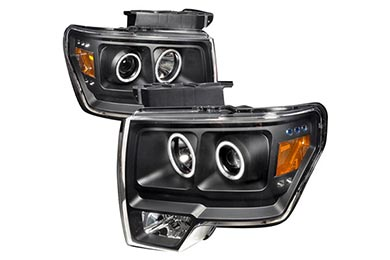 Nissan Pathfinder Spec-D Headlights