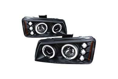 Dodge Durango Spec-D Headlights