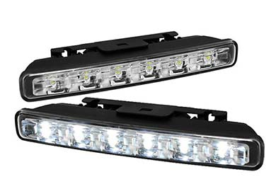 Land Rover LR2 Spyder LED Daytime Running Lights (DRL)