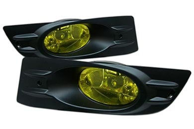 Toyota Highlander Spyder Fog Lights