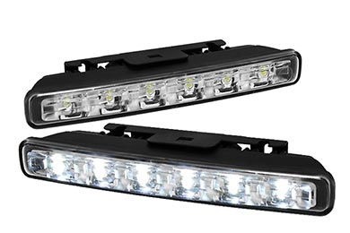 spyder led daytime running lights