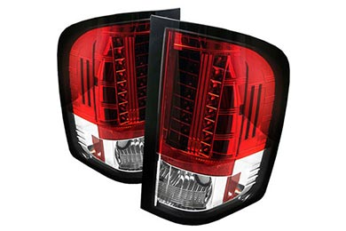 Dodge Charger Spyder LED Tail Lights