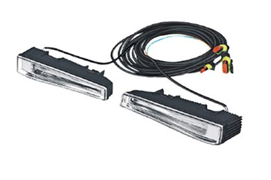 Sylvania ZEVO LED Daytime Running Lights