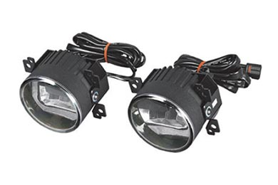 Chevy Corvette Sylvania ZEVO LED Fog Lights
