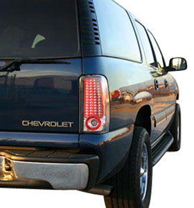 Chevy Tahoe IPCW LED Tail Lights