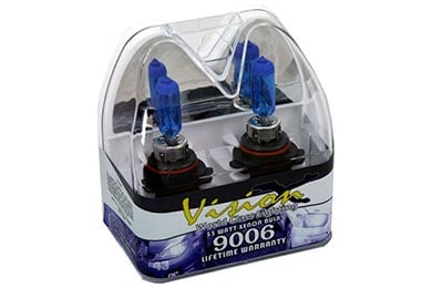 Toyota Land Cruiser Vision X Superwhite Headlight Bulbs