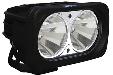 Cadillac DTS Vision X Optimus Square Dual LED Light Pods