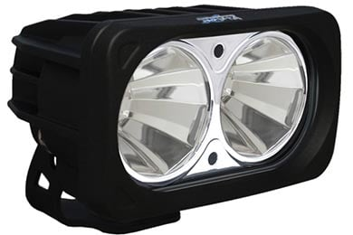 Mitsubishi Lancer Vision X Optimus Square Dual LED Light Pods