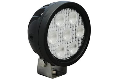Vision X Utility Market Round LED Lights