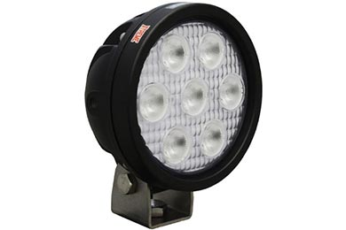 GMC Safari Vision X Utility Market Xtreme Round LED Lights