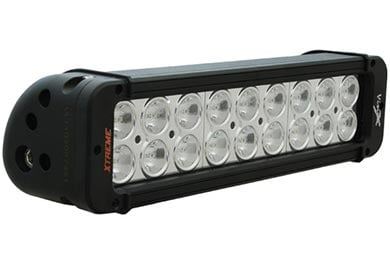 Mitsubishi Montero Vision X Xmitter Xtreme Single Stack LED Light Bars