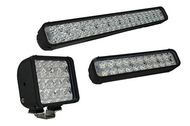 GMC Safari Vision X Xmitter LED Light Bars