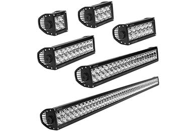 Jaguar S-Type Westin Performance 2X Double Row LED Light Bars