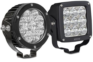 Chevy C/K 1500 Westin Axis LED Lights