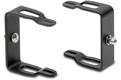 Chevy Tahoe Westin Double Row Side Mount Brackets
