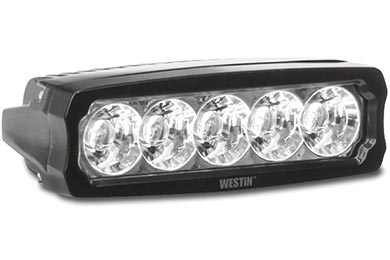 Chevy Tahoe Westin Fusion 5 LED Light Bars