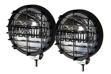 Dodge Challenger Westin Off-Road Lights
