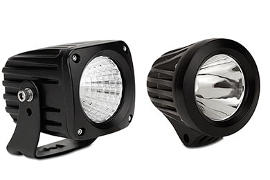 Dodge Durango Westin Striker LED Lights