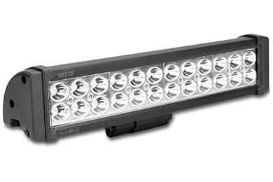 Toyota Yaris Westin Work Utility LED Light Bars
