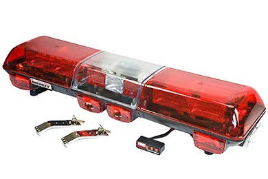 Pontiac GTO Wolo Infinity 3 LED Roof Mount Light Bar