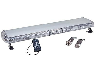 Lexus IS 300 Wolo On Patrol LED Roof Mount Light Bar