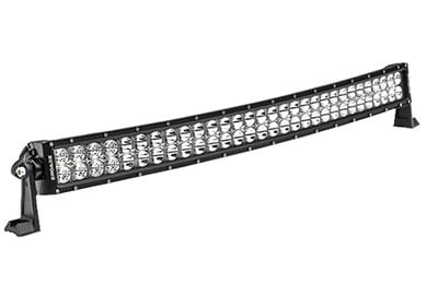 Hummer H2 ZROADZ Double Row Curved LED Light Bar