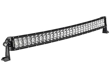 Nissan Pathfinder ZROADZ Double Row Curved LED Light Bar