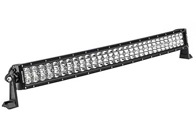 Chevy Silverado ZROADZ Double Row Straight LED Light Bar