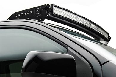 zroadz roof light bar mounts hero