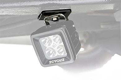 Dodge Grand Caravan ZROADZ Universal Light Mounts