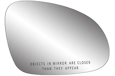 K-Source Replacement Side View Mirror Glass