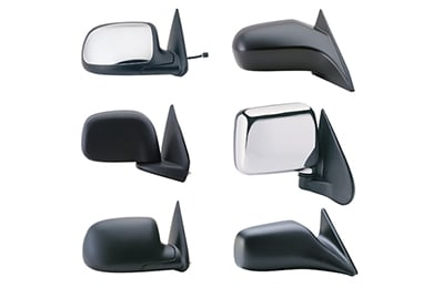 Chevy Silverado Fit System Replacement Mirrors
